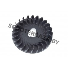 "Крыльчатка охлаждения мотоблока 168F/170F (6,5/7Hp) ""ZS"""