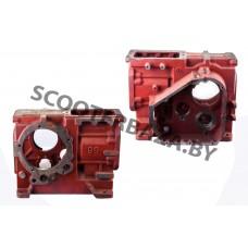 Блок двигателя м/б 195N (15Hp) (mod -  R195NM, под длинную крышку)
